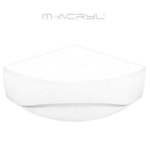 M-Acryl RITA 150-es akril előlap sarokkádhoz