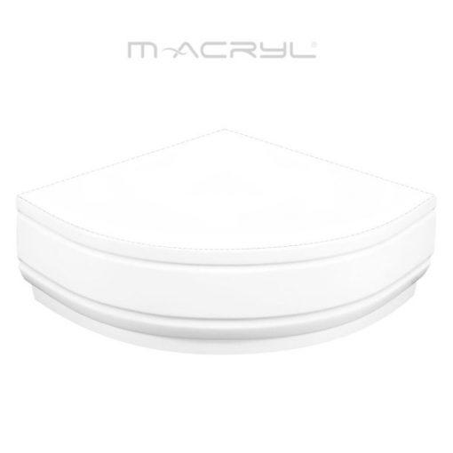 M-Acryl IDA 120-as akril előlap sarokkádhoz