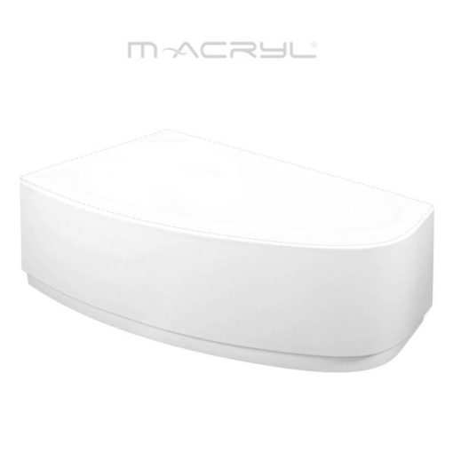 M-Acryl DARIA 160-as balos akril előlap sarokkádhoz
