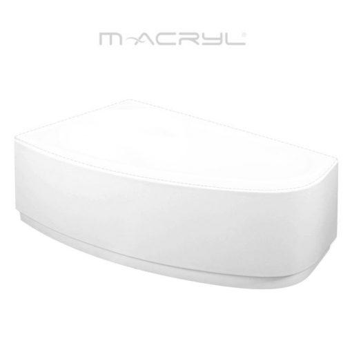 M-Acryl LIZA 140-es balos akril előlap sarokkádhoz
