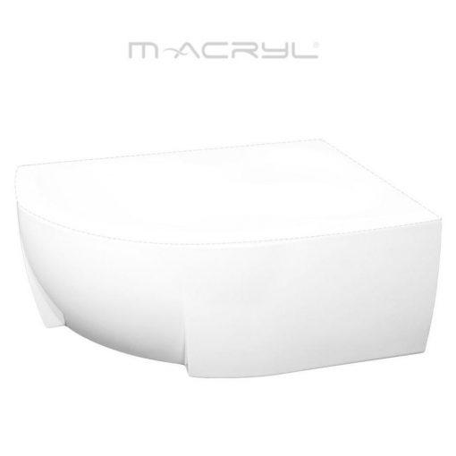 M-Acryl AZALIA 160-as jobbos akril előlap sarokkádhoz