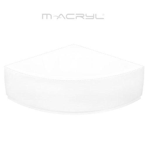 M-Acryl MELODY 150-es akril előlap sarokkádhoz