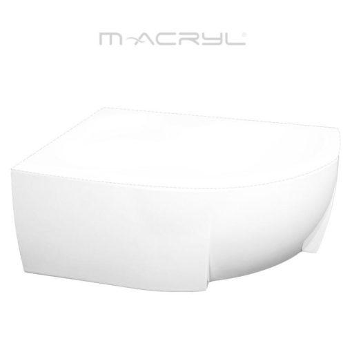 M-Acryl AZALIA 150-es balos akril előlap sarokkádhoz