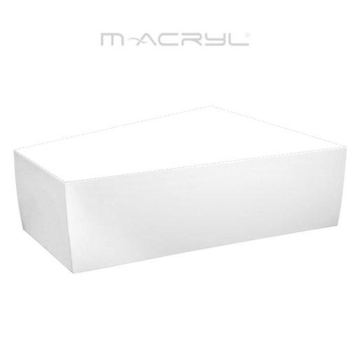 M-Acryl TRINITY 160-as akril előlap