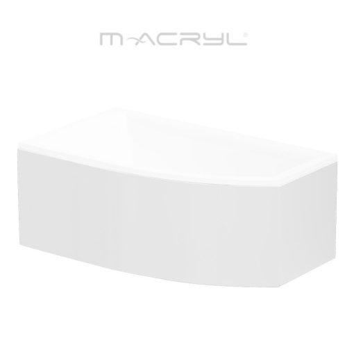 M-Acryl MINIMA 160-as akril előlap sarokkádhoz