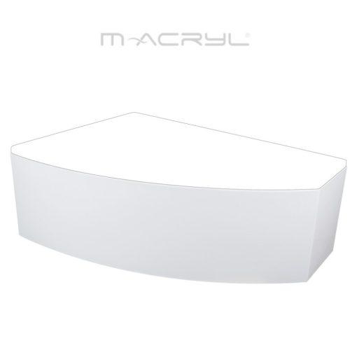 M-Acryl CLAUDIA 170-es akril előlap sarokkádhoz