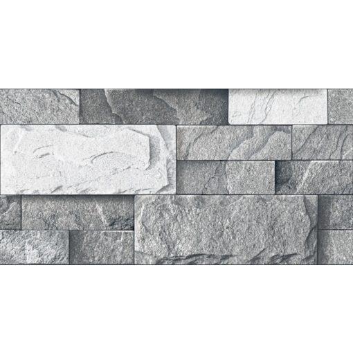 E1006 30x60 kőmintás 3D beltéri és kültéri rektifikált gres-porcelán falburkolat
