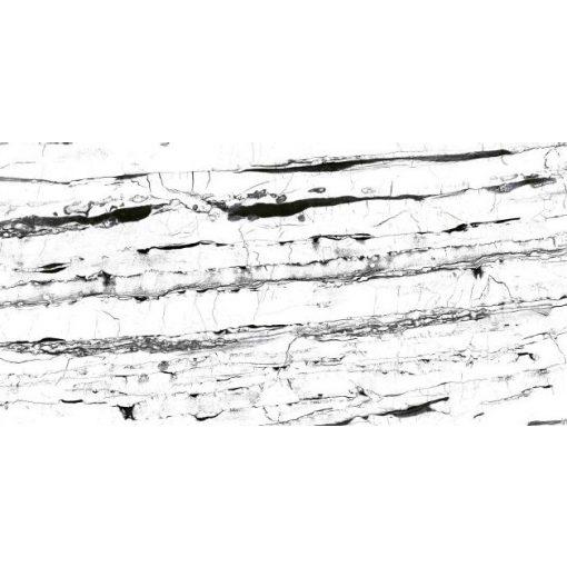 Regal Jelisca White 60x120 tükörfényes rektifikált gres-porcelán padlóburkolat